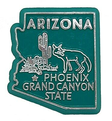 Arizona The Grand Canyon State Fridge Magnet