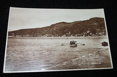 Old Postcard Of Barmouth