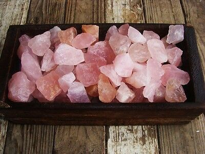 2000 Carat Lots of Unsearched Rose Amethyst Rough + a FREE faceted Gemstone