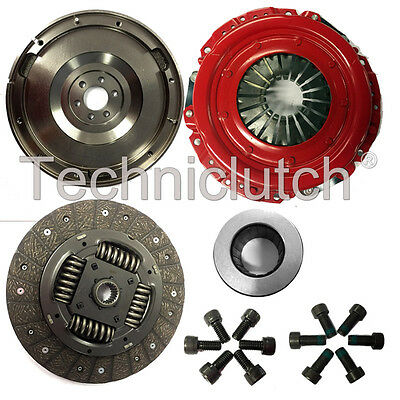 Audi A4 1.8T Turbo B5 Flywheel And Carbon Kevlar Clutch With Bolts