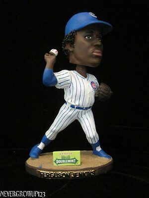 Chicago Cubs Ferguson Jenkins~2009 Bobblehead~Cy Young~