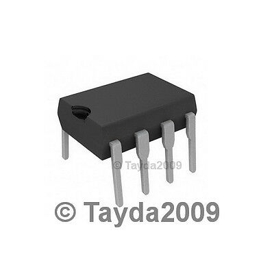 5 x LM1458N LM1458 1458 IC DUAL OPERATIONAL AMPLIFIER
