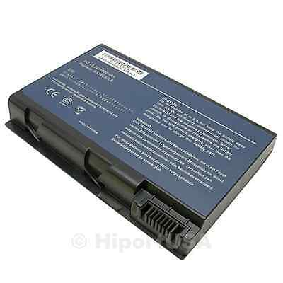 6 Cell Battery Fits Acer Aspire 5100, 5100-3087, 5100-3123, 5100-5830, 5100-5840