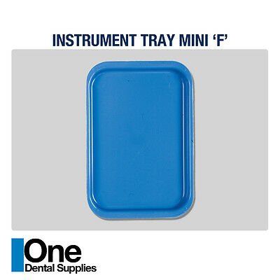 Dental Instrument Trays Mini 10 pcs