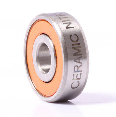 627 Bearing Ceramic - 7x22x7mm Bearing - 627 Skate Ball Bearing by ACER Racing