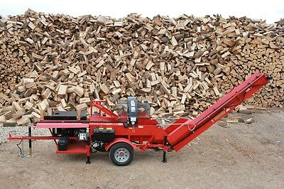 """Wood Beaver Firewood Processor """"New 2016""""  ~ Faster, Safer ,Easier Why Buy Used?"""