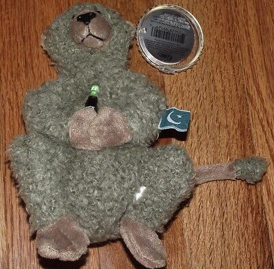 Coca Cola International Collection Croon the Baboon Pakistan Bean Bag Plush