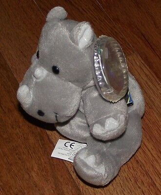 Coca Cola International Collection Bean Bag Plush Rhiny Rhinoceros Tanzania
