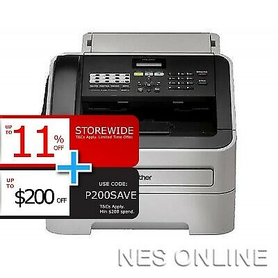 Brother FAX-2920 Plain Paper 5in1 Business Laser Fax/Printer/Digital Copier 16MB