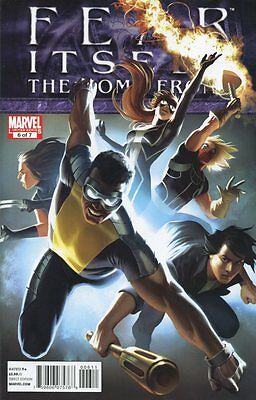 Fear Itself: The Home Front #6 (of 7) Comic Book - Marvel