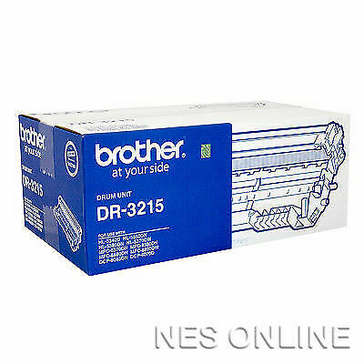 Brother Genuine DR-3215 Drum kit for HL-5340D 5350DN 5370DW 5380DN 25,000 pages