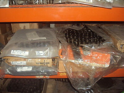 BL834 Forklift Mast Upright Industrial Universal Leaf Chain by the Foot BL-834