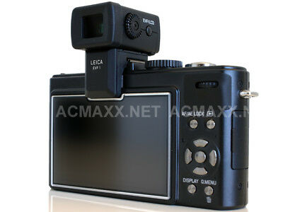 "ACMAXX 3.0"" HARD LCD SCREEN PROTECTOR for Panasonic LX5 Fits DMW-LVF1 ViewFinder"