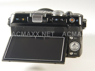 "ACMAXX 3.0"" HARD LCD SCREEN ARMOR PROTECTOR for Olympus E-PL3 EPL3 camera EP-L3"