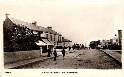 Greystones, Co. Wicklow. Church Road in Signal Series # 19469.
