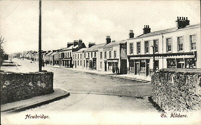 Newbridge, Co. Kildare by Lawrence, Publisher.