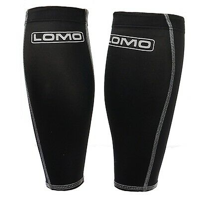 Lomo Compression Calf Guards - Running / Triathlon
