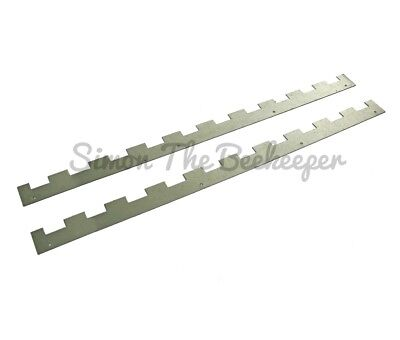 Hive Parts Castellated Frame Spacers Holding 10 Frames x 12
