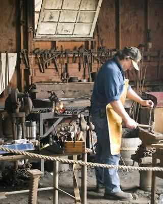Blacksmithing Blacksmith Welding Forged Steel Iron + films on DVD