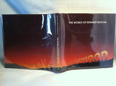 The Works of Edward Ruscha ***FIRST EDITION***