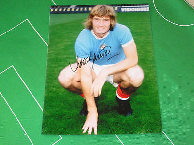Manchester City Rodney Marsh Signed Photograph