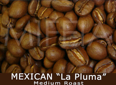 MEXICAN 'Altura' Organic Medium-Roast Coffee Beans 1 Kg