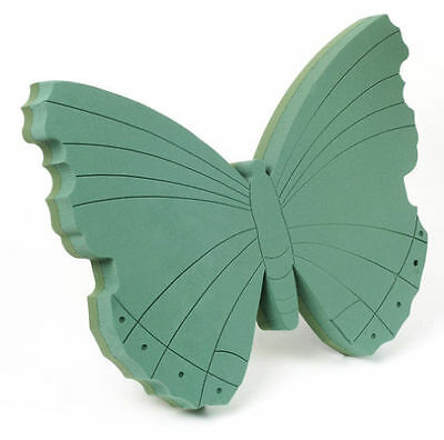 butterfly smithers oasis foam funeral or memorial tribute flowers
