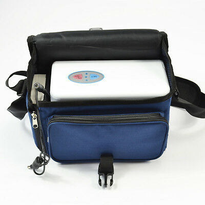 Portable Oxygen Concentrator Generator With Battery/ Home/travel/car Good Item