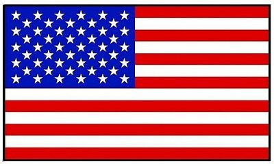 Usa United States Of America Stars And Stripes Large Flag 5X3Ft 5'x3' Eyelets
