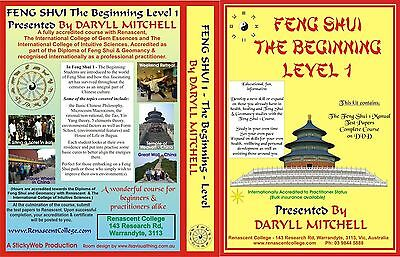 Professional FENG SHUI Correspondence Distance Study COURSE level 1, Accredited