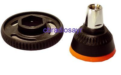 Sirio S0239 Mag Mount Adaptor to 3/8 Fitting for CB Radio Antennas Aerials