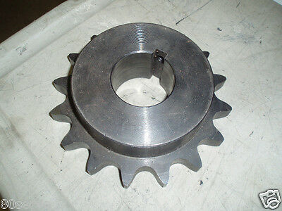 "Martin Sprocket Gear Chain Coupling # 80Bs16   Bore: 1-3/4""  New"