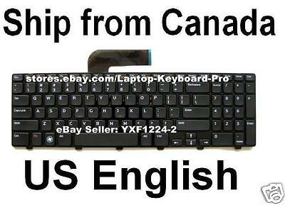 Keyboard for Dell Inspiron N5110 M5110 P17F 04DFCJ mp-10k7 - US English