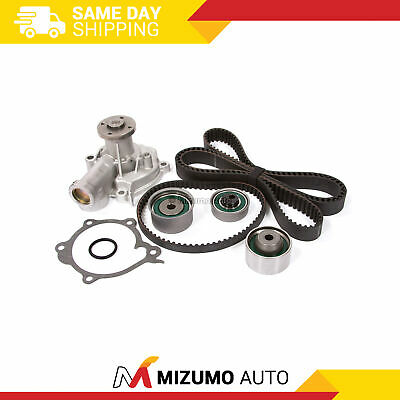 Timing Belt Kit Water Pump Fit 99-05 Hyundai Santa Fe Sonata Kia 2.4L G4JS