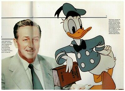 """donald Duck"" (1985) Hachette  / Disney"