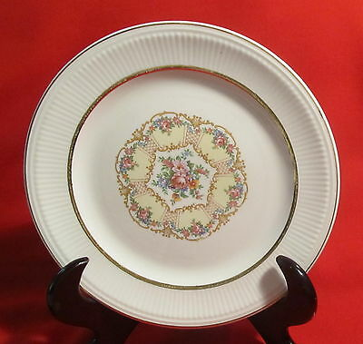 Hermitage  Fine China ~ Dinner/Luncheon Plate ~ Union Made ~ 22k
