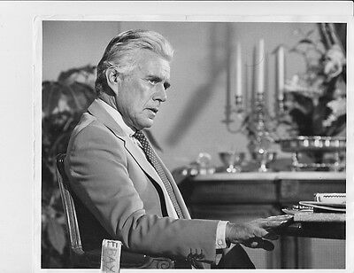 John Forsythe Dynasty VINTAGE Photo