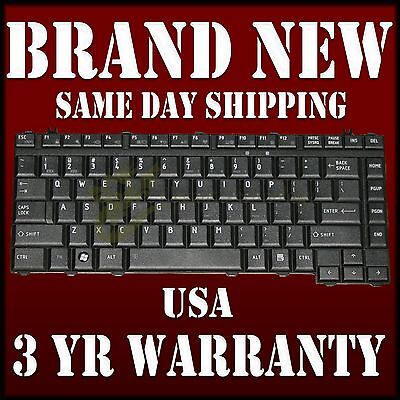 GENUINE TOSHIBA SATELLITE L305-S5919 PSLB8U-0JG037 MATTE US KEYBOARD