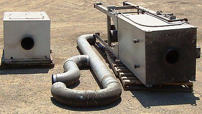 SLS1C26 Dust Collector Bag House Filter Air Blower Cleaning System 0131LR
