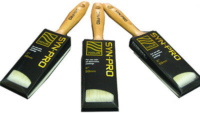 Nour Syn-Pro Paint Brush | Many Sizes | Painting & Decoration Supplies
