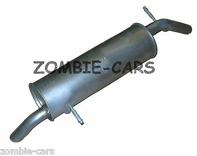 1.4 16V Petrol 2007-06-/> WA/_, WC/_ EXHAUST SILENCER PEUGEOT 207