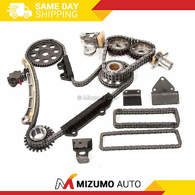 Fit Timing Chain Kit - Chevrolet Suzuki V6 2.5 / 2.7 Liter H25A H27A