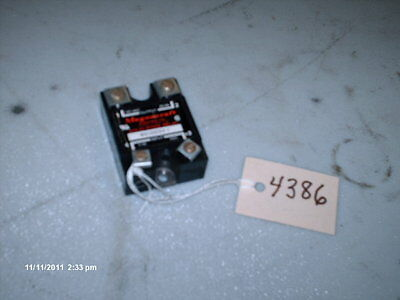 Magnecraft Solid State Relay #W6125DSX-1 Input 3-32 VDC Output 120 VAC 25A