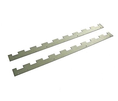 Hive Parts Castellated Frame Spacers Holding 9 frames x 2