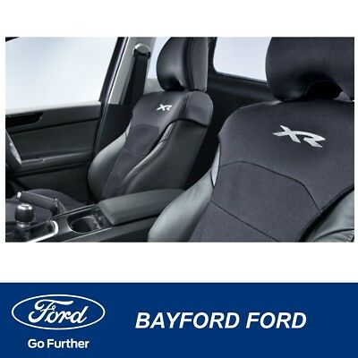 SEAT COVER WATERPROOF FRONT WATER PROOF SET of 2 Suit FORD FG XR6 XR8 FALCON