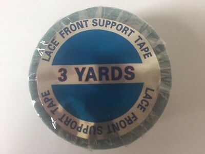 Hair Extension Tape  x 3 yards and tape remover 50 ml with fitting instructions