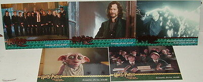 Harry Potter - 7 Card Promo Card Lot - All Different