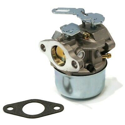 New CARBURETOR w/ Gasket for TECUMSEH 4hp 5hp Engines - Snow Blower / Thrower