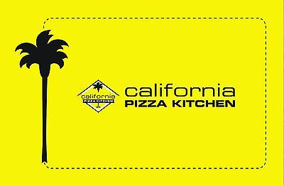 California Pizza Kitchen Gift Card $25 - $100