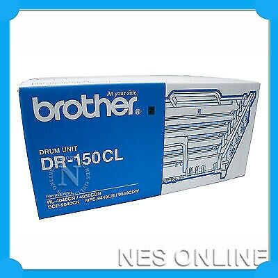 Brother Genuine DR150CL Drum Unit for DCP-9040CN/MFC-9440CN/9840CDW/HL-4040/4050
